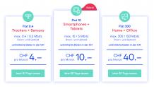 Unlimitert Mobiles Internet für 10 CHF/Monat von Digital Republic