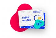 1 Jahr unlimitiert 5G Internet plus Telefonie und SMS für 50% bei Deindeal