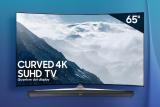 "TV SUHD 4K Curved 65"" UE65KS9580TXZG + Gratis Soundbar HW-J7500R"