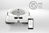 iRobot Braava jet m6 + Braava jet Hartböden-Reinigungslösung 473 ml bei DeinDeal