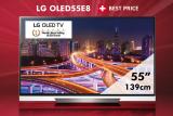 "LG OLED55E8 55"" TV bei DeinDeal"