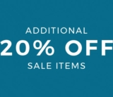 20% auf ausgewählte Sale-Artikel bei YOOX, z.B. BALENCIAGA Mantel für EUR 451.- statt EUR 610.-