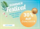 30% auf alles von Lancaster bei Import Parfumerie