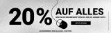 20% auf alles bei Import Parfumerie