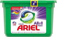Ariel All-in-1 Pods und Ariel Flüssig kostenlos testen (Cashback)
