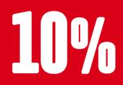 Ankündigung: 10% auf alle Geräte bei Interdiscount Morgen