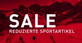 Sportartikel Sale bei Intersport