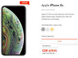 Apple iPhone Xs 64GB bei Mobilezone
