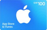 15% mehr Guthaben für App Store & iTunes bei Postfinance