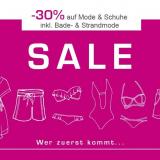 30% auf Mode und Schuhe bei Jelmoli-Versand