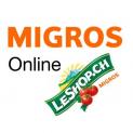 Migros Online (Leshop.ch) CHF25 oder 10%