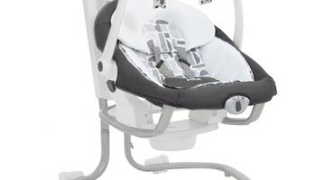 JOIE Babyschaukel Serina™ 2in1 Logan bei babywalz