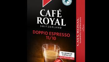 20% Rabatt auf Doppio Espresso Kapseln bei Café Royale