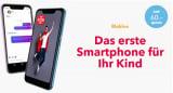 Sunrise Prepaid Bundle – Blabloo Smartphone für Kinder