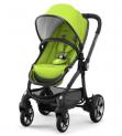Nur heute: Kiddy Kinderwagen Evostar 1 Lime Green bei baby-markt.ch