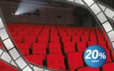 6 Kinogutscheine im Coop Prämienshop jetzt mit 20% Rabatt