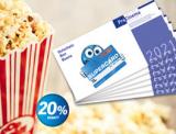 20% Rabatt auf Kinogutscheine im Coop Supercard Prämienshop
