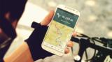 Gratis 3 Regionen beim Fahrrad & Wander Navi komoot