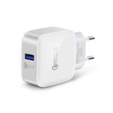 QC 3.0 Fast Charge USB-C Ladegerät für CHF 5.- bei Zapals