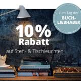 10% auf Steh- und Tischleuchten bei Lampenwelt (MBW CHF 75.-)