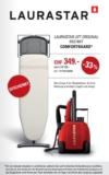 Laurastar Lift Original mit Comfortboard für CHF 339.- bei melectronics