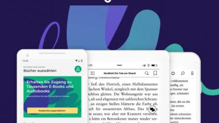90 Tage gratis Hörbuch-Flatrate bei Legimi