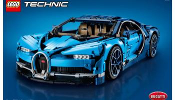 Lego Technic Bugatti Chiron 42083 bei melectronics