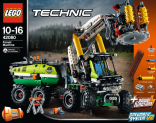 Lego Technic 42080 Erntemaschine Amazon.co.uk