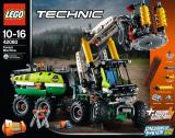 Lego Technic 42080 Erntemaschine Amazon.co.uk