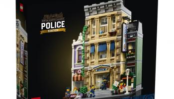 Lego Modular 10278 – Polizeistation