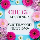 CHF 15.- geschenkt bei Lehner Versand (ab MBW CHF 99.-)