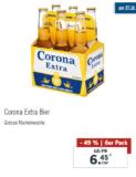[Lidl Sa. 27.10] 6 x Corona Extra für 6.45 CHF (anstatt 12.79 CHF)