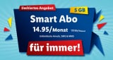 Lidl Connect Smart Mobile Abo aktuell für CHF 14.95 / Monat