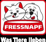 20% Rabatt auf alle Tiernahrung kombinierbar mit CHF 15.- Gutschein (CHF 30.- MBW) im Onlineshop von Fressnapf