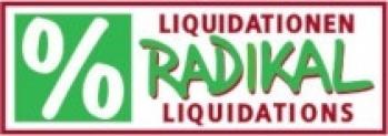 CHF 10.- ab CHF 60.- bei Radikal Liquidationen (gültig bis 10.7.2021)