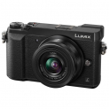 WLAN-Kamera Panasonic DMC-GX80 Black Lumix Kit G Vario 12-32 mm bei Interdiscount