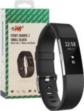 FITBIT Charge 2 Black Small od. Large