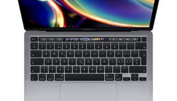 "MediaMarkt – APPLE MacBook Pro (2020) mit Magic Keyboard Notebook (13.3 "", 512 GB SSD, Silver)"