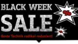 Black Week Sale bei Conrad