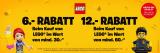 Smyths Toys – LEGO: 6.- CHF Rabatt ab 30.- CHF und 12.- CHF Rabatt ab 60.- CHF
