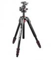 Manfrotto Mini Pro 190 GO! Alu Kamerastativ mit 496RC2 Kugelkopf bei Heiniger AG zum Bestpreis von CHF 99.-