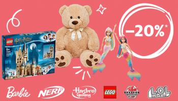 Manor-Festival: Diverse Bestpreise auf Legos