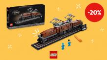 [Sammeldeal] 20% auf das gesamte Sortiment von Lego bei Manor