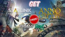 Anno 1701: History Edition + alle vorherigen Spiele kostenlos (Trials Rising, Starliink etc.)