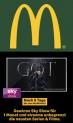 Sky Show 1 Monat kostenlos via McDonald's App