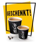 Gratis Café Crème oder Espresso am 1. Montag im Monat bei McDonald's