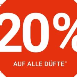 20% auf alle Düfte bei Import Parfumerie, z.B. Chloé Signature Absolu de Parfum für CHF 104.- statt CHF 130.-
