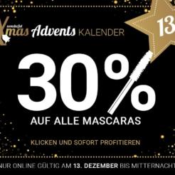 Nur heute: 30% auf Mascaras bei Import Parfumerie, z.B. Yves Saint Laurent Volume Effet Faux Cils The Shock Mascara Waterproof für CHF 20.90 statt CHF 29.90