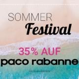 35% auf alles von Paco Rabanne bei Import Parfumerie, z.B. Paco Rabanne 1 Million Eau de Toilette 100ml für CHF 64.90 statt CHF 69.-