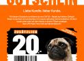 LIPO 20.- Gutschein (nur offline)